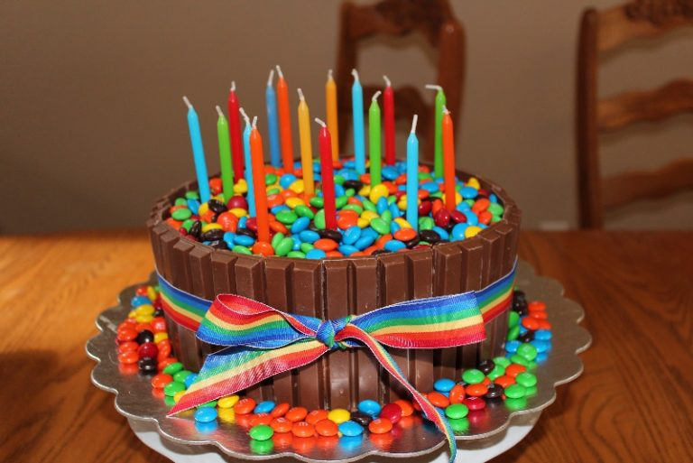 Торт из ммдемс своими руками
