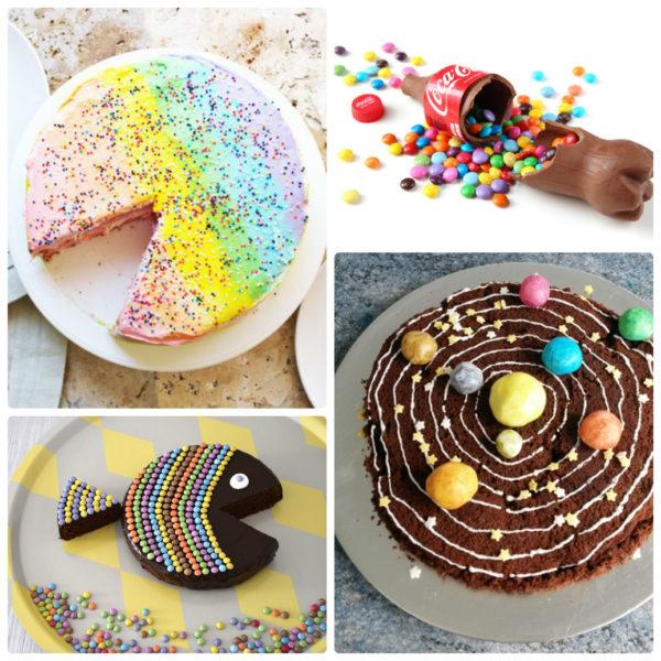 Торт на день Рожденья ребенка: 20 лучших рецептов