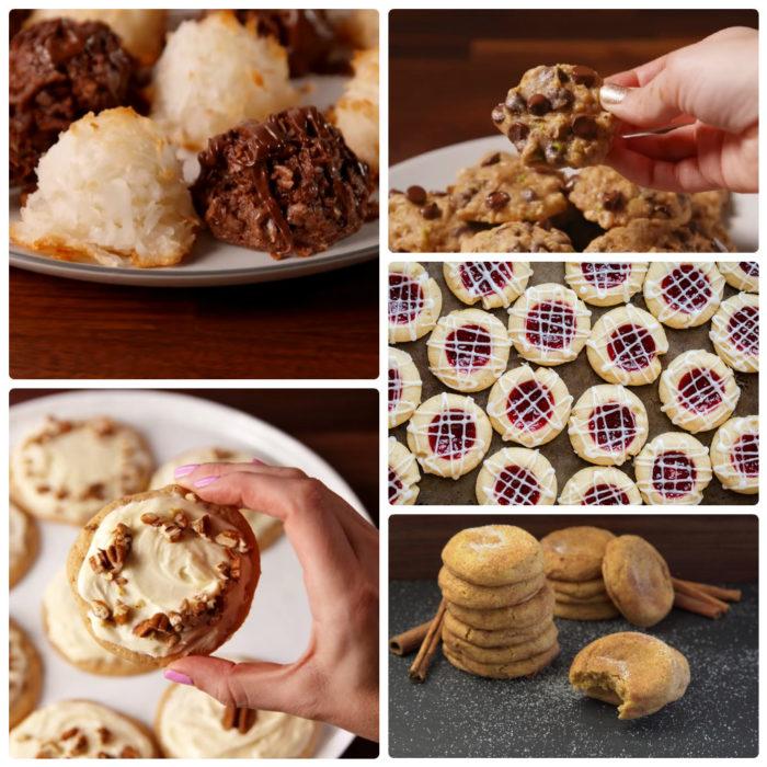Печенье, рецепты с фото на m: 2379 рецептов печенья 44