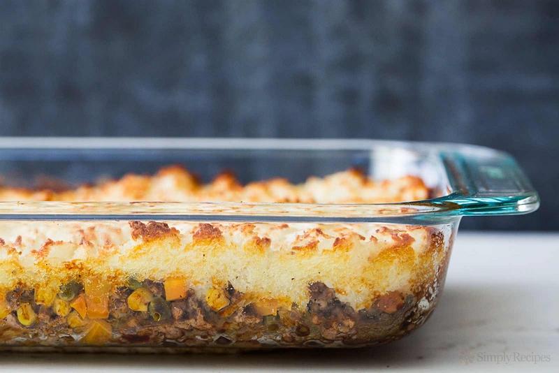 Пастуший пирог: классический рецепт с фото